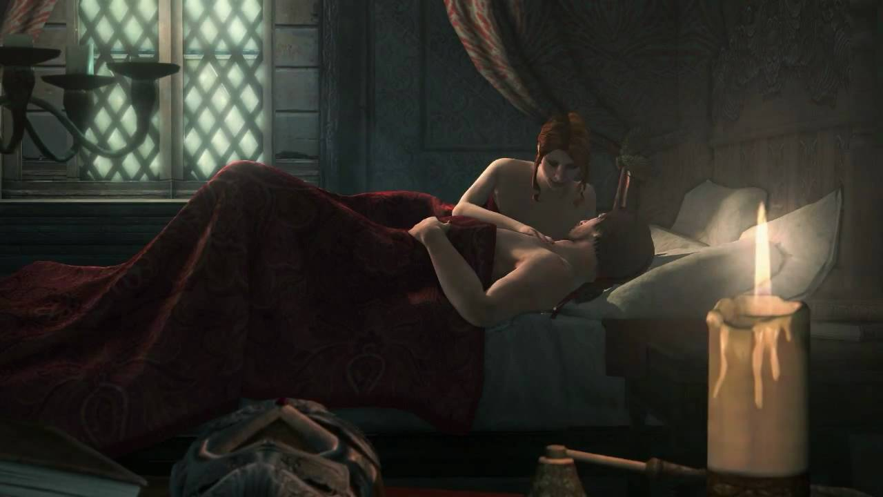 Uncensored scenes in assassin's creed brotherhood hentay picture