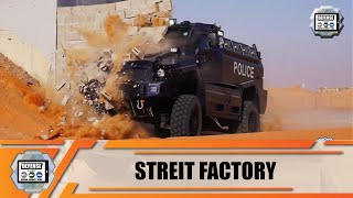 Streit Group UAE-based company armored vehicles manufacturer business results and projects 2019 2021