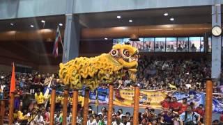 Yick Nam Inanam Sabah, Malaysia Lion dance Team B 2014
