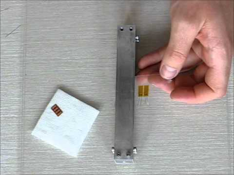 Strain Gauge Installation Tutorial