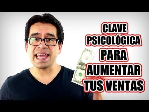 Clave psicológica para aumentar las ventas - Estrategias de marketing de YouTube · Duración:  5 minutos 34 segundos  · Más de 195.000 vistas · cargado el 05.04.2013 · cargado por Luis R. Silva