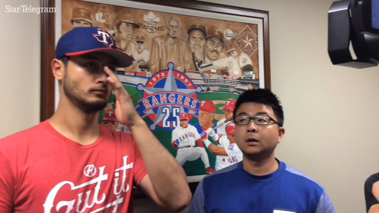 Rangers Telling Teams They Will Trade Yu Darvish: Report
