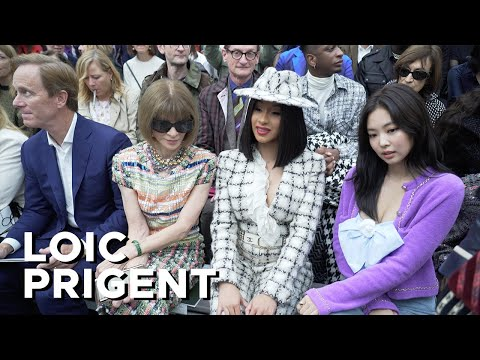 CHANEL ON THE ROOFTOPS OF PARIS WITH JENNIE KIM 김제니! by Loic Prigent