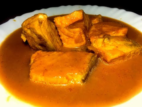 Authentic Mangaloran Fish Curry | Fish Curry Mangalore Style | Cobia  Fish Curry