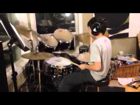 Jude Leynes Solo Drums Jan 2016