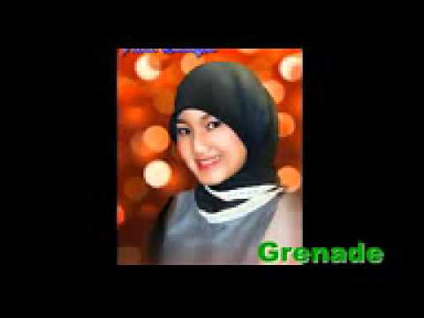 just gudel DJ FATIN SHIDQIA Grenade Remix version HD)