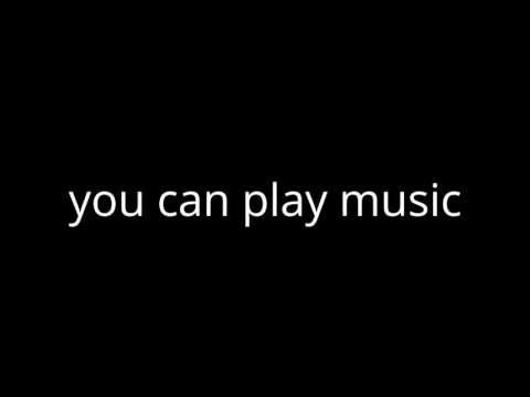 listen to music while playing game(PS3)