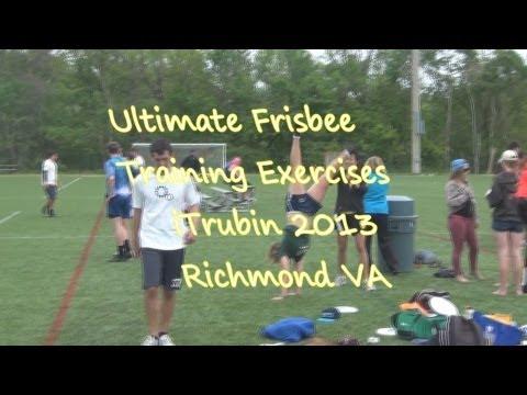 Ultimate Frisbee Training Exercises