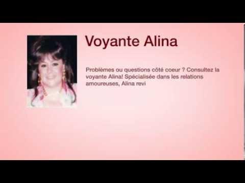 Voyance Amour. Compatibilité Amoureuse. Avenir Amoureux. Astrologie  Amoureuse. Voyante Alina - YouTube 9c4b18744053