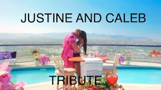 JUSTINE AND CALEB TRIBUTE | Love island | All of the Stars