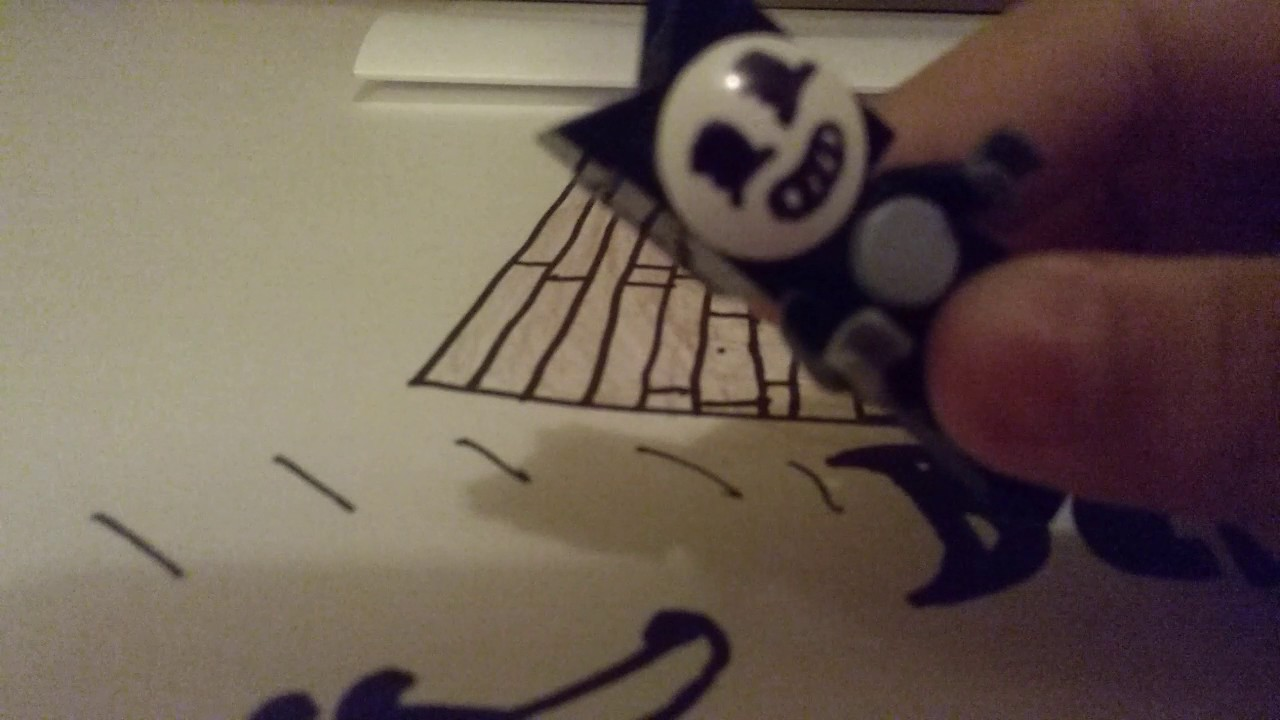 lego bendy and the ink machine