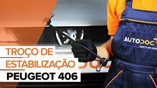 Manual do proprietário Peugeot 406 Carrinha online