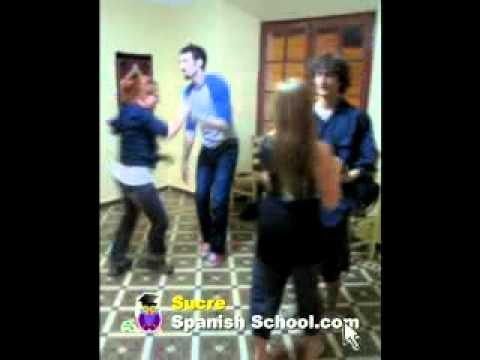 Salsa Classes In Sucre Spanish School Bolivia