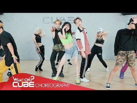 트리플 H(Triple H) - 'RETRO FUTURE' (Choreography Practice Video)