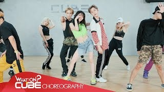 트리플 H(triple H)   'retro Future' (choreography Practice Mp3)