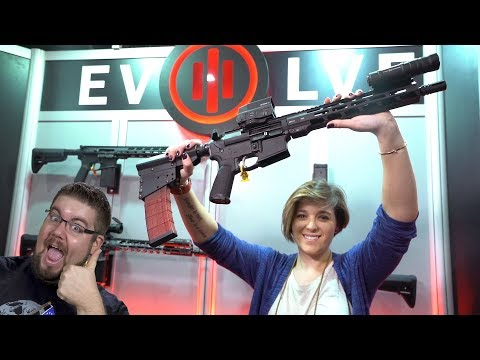 Mk1 Pro  from Primary Weapons Systems! Sub $1k Piston Gun! - SHOT Show 2019