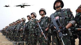 China's Xi Jinping Calls on Army to be battle-ready - China Pronta para a Guerra