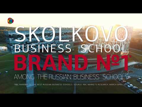 Happy 11th Anniversary of Moscow School of Management SKOLKOVO
