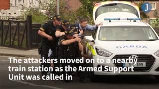 Gardaí test response to terror attack in simulation at Dublin