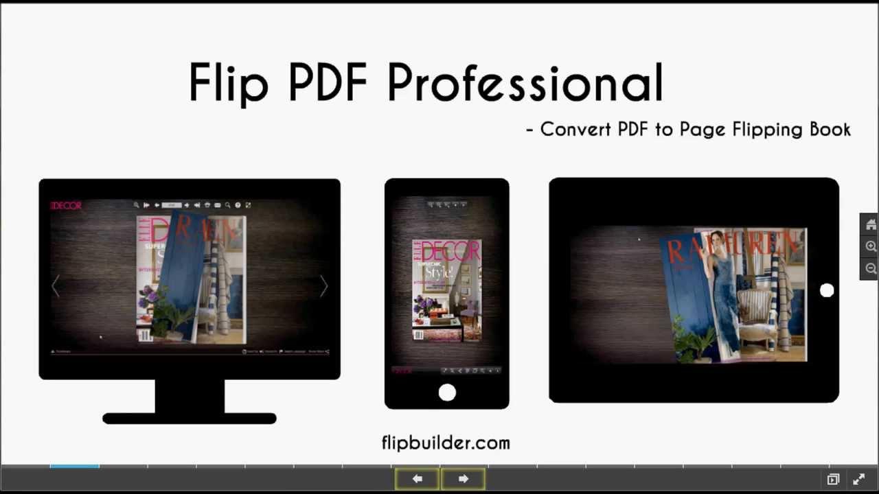 Flip pdf professional 1 2 0