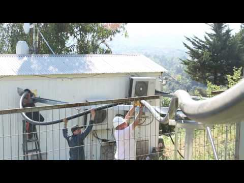 Nuevo transmisor TV Digital para Santiago - Nuevo Tiempo