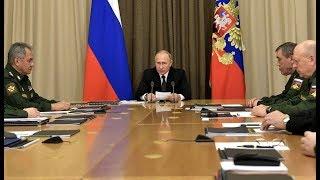 Путин: решение США о выходе из ДРСМД не останется без ответа России