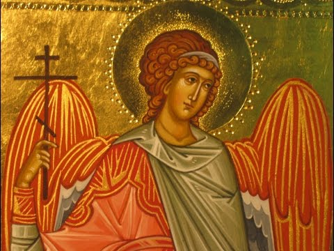 Икона Святого Ангела Хранителя Ангел Хранитель икона