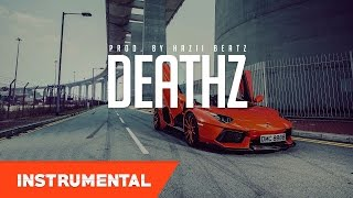 NEW RAP BEAT | Hip Hop Rap CHOIR & Piano Beat | Deathz (By Hazii Beatz)
