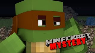 Minecraft Mystery - THE EXTRAORDINARY LEAGUE OF DETECTIVES Ep 2