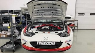 Building The Global MX-5 Cup Car: Inside Long Road Racing