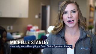 Radmedix - Community Med Urgent Care Testimonial