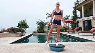 Full Body BOSU Ball Workout - BOSU Ball Exercises - Music Only