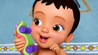 Chote chote Haathon Ke Liye | Hindi Rhymes for Children | Infobells