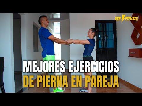 Die besten Übungen um deine Beine zu zweit zu trainieren 💪