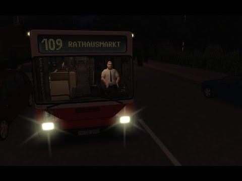 GT´s Bus Driving Adventures - 5 - Night in Hamburg