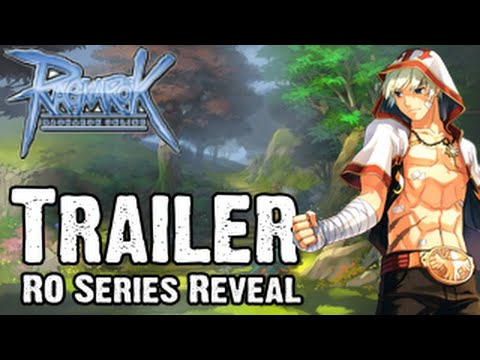 Ragnarok Online – Gameplay Trailer 720P – RO Series Reveal (PC)