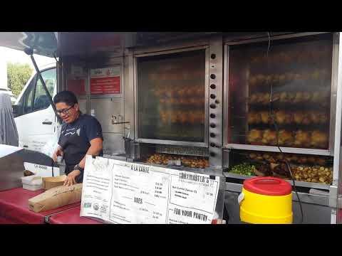 Rotisserie Chicken Truck Youtube