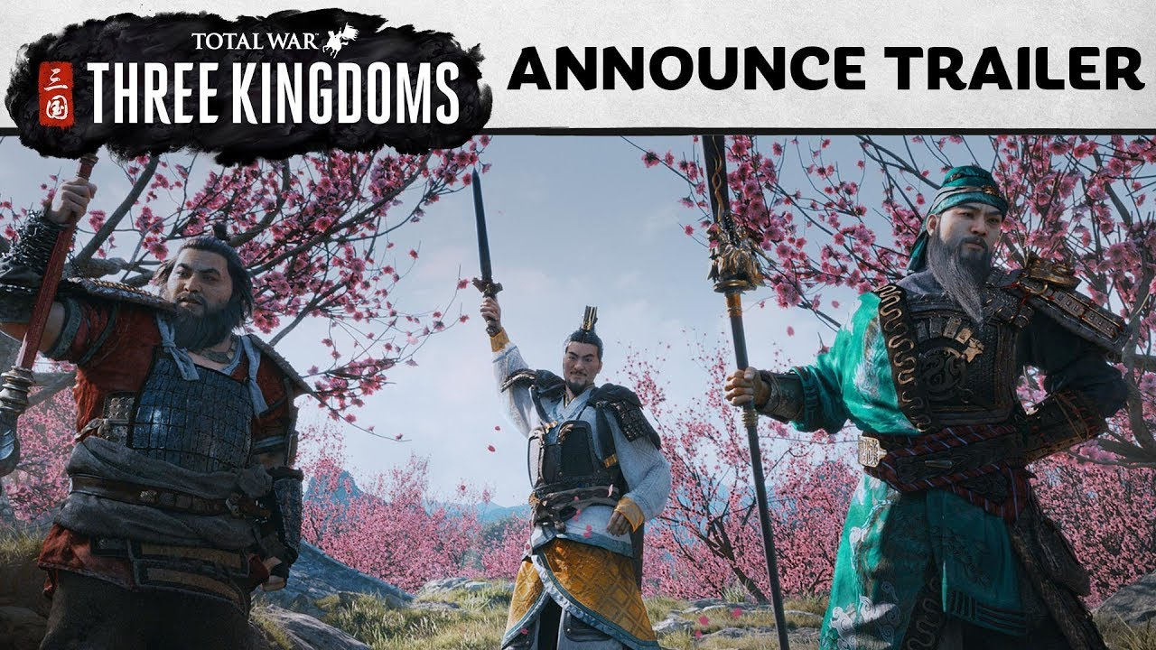 Total War: Three Kingdoms is a triumph of beauty and slaughter