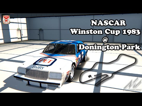 Rfactor  Jacksonville Stock Car Setup