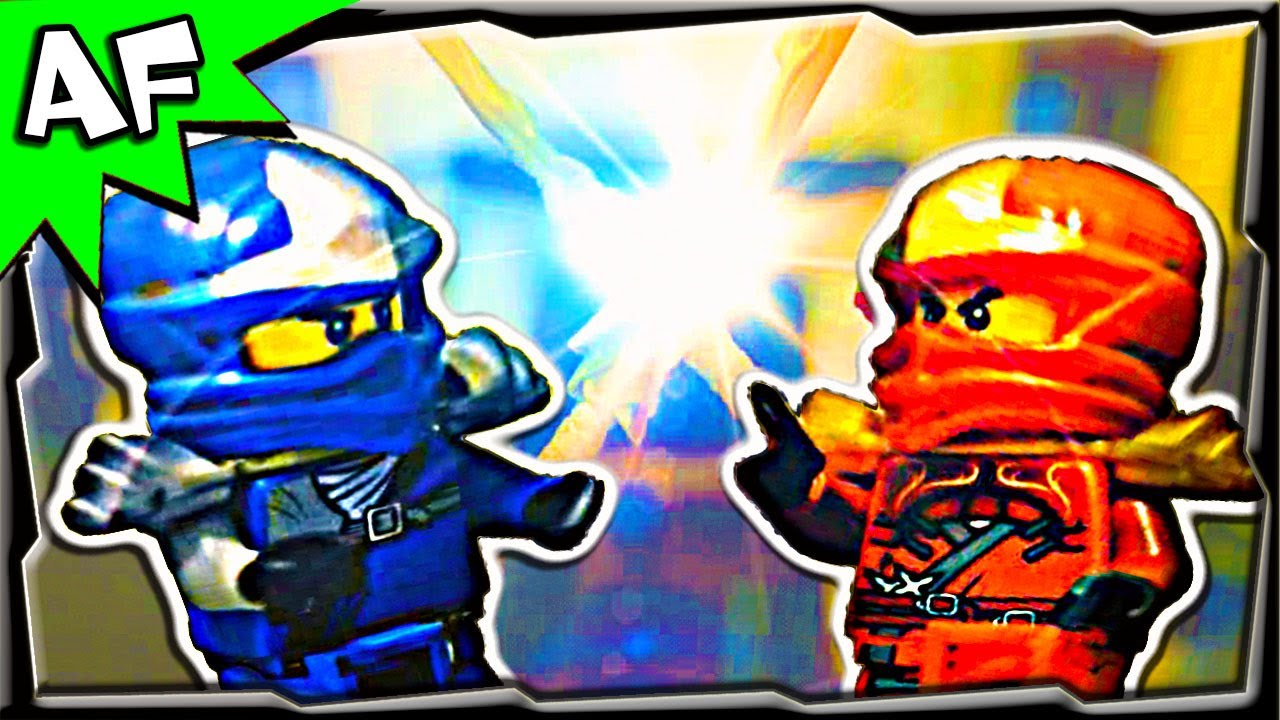 Lego ninjago kai vs jay epic spinjitzu battle youtube - Ninjago vs ninjago ...