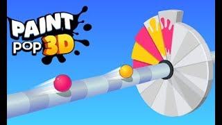 Paint Pop 3D Full Gameplay Walkthrough
