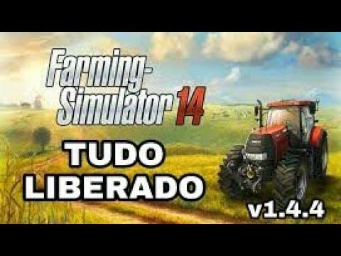 FARMING SIMULATOR 14 v1.4.4 MOD TUDO LIBERADO