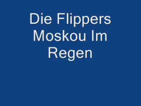 die flippers moskou im regen