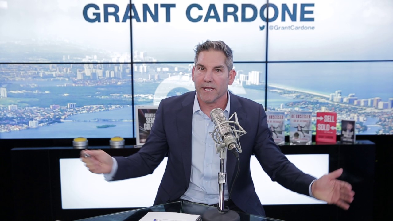 Grote Automotive Sales Meeting Grant Cardone Youtube