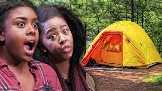 Black People Go Camping For The First Time