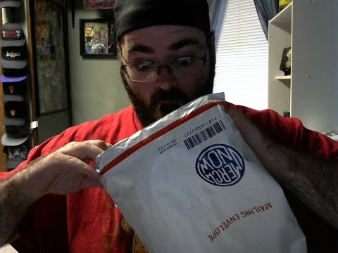 Psychopathic Merch Basketball Jersey Unboxing/Review