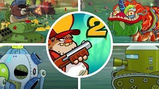 Swamp Attack 2 + Swamp Attack - All Bosses screenshot 5