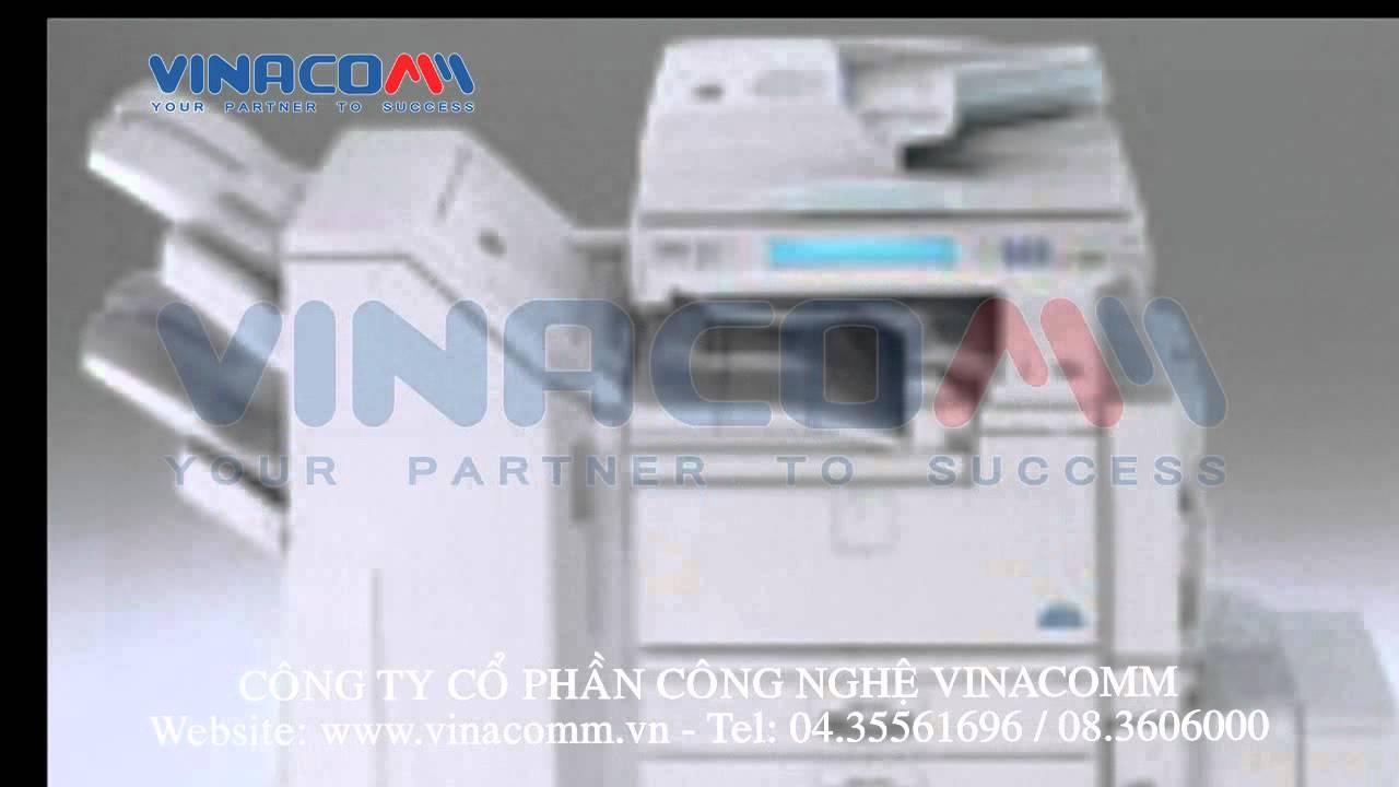 Máy photocopy GESTETNER