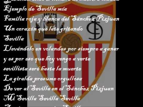 El Arrebato-Himno del Centenario del Sevilla FC