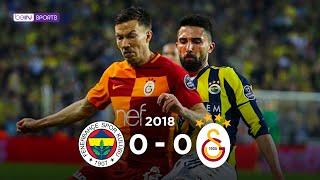 Fenerbahçe 0 - 0 Galatasaray #Özet